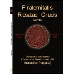 FRATERNITATIS ROSATAE...