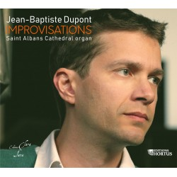 CD : IMPROVISIONS à L'ORGUE...