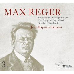 MAX REGER : INTEGRALE DE...