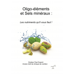 OLIGO-ELEMENTS ET SELS...